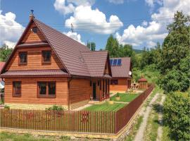 Six-Bedroom Holiday Home in Stara Bystrica, Stará Bystrica