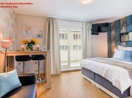 Terrace Apartment Prague, Praga
