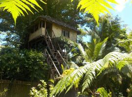 Tanna Eco Venture Bungalow & Adventure Tree House, Loanengo