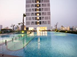 Luxury 2bedrooms near benthanh market, Ho Chi Minh