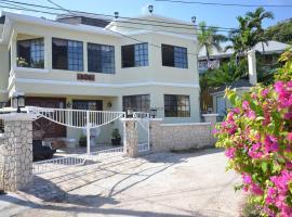 Dukes Hideaway Six Bedroom Villa, Silver Sands