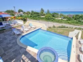 Azure Cove Five Bedroom Villa, Silver Sands