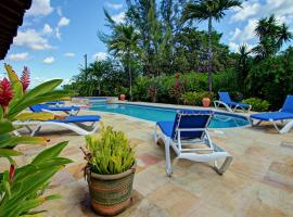 Baywatch and Bahia Six Bedroom Beachfront Villa, Saint Ann's Bay