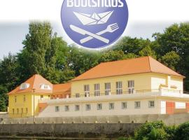 Pension Bootshaus