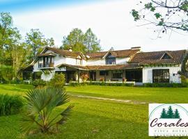 Finca Hotel Corales, Rionegro