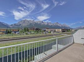 Summit Place 5B by Rockies Rentals, Canmore
