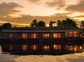 Real Trip Private House Boat, Alleppey