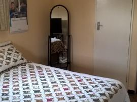 Furnished self-catering bedsitter, Lusaka