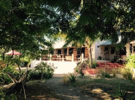 Libelula Lodge, Imade Chali