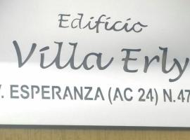 Villa Erly Embajada Americana, Bogotá