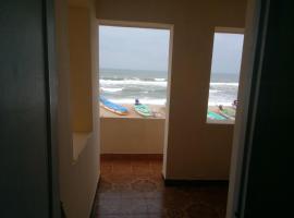 Wow beach holiday haunt, Mahabalipuram