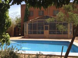 Holland House, Ouagadougou