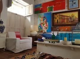 Aura Victoria House, Cartagena de Indias