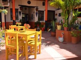 Hostal El Rincón de los Camellos, Сан-Кристобаль-де-лас-Касас