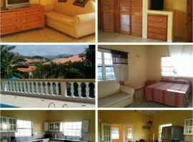 Grenada house, Petit Calivigny