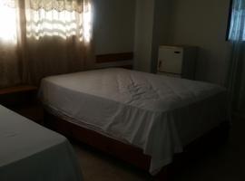 Nicola's family Hotel, Delmas