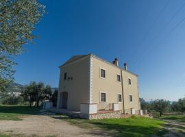 Casale San Francesco, Mattinata