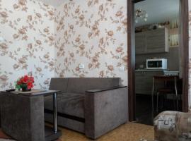 Apartment on Voroshilova 4, Tolyatti