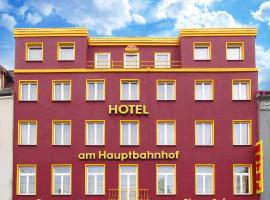 Hotel am Hauptbahnhof