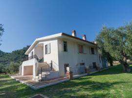 Villa degli Ulivi, Mattinata