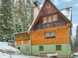 Six-Bedroom Holiday Home in Stefanov nad Oravou, Horný Štefanov