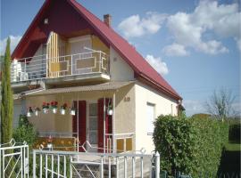 Holiday home Mátyás Király utca-Balatonlelle, Балатонлелле