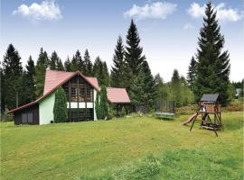Holiday home Jelení Kout, Smržovka