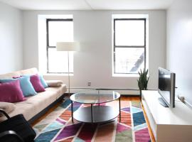 Two Bedrooms in New York, Нью-Йорк