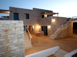 Nomads House, Logaras