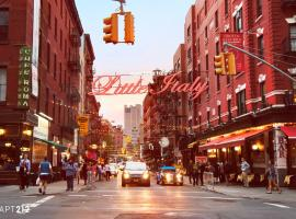 Mulberry Street Apt 1, Нью-Йорк