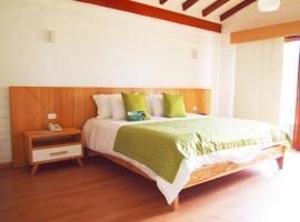 Hosteria Totoral, Ibarra