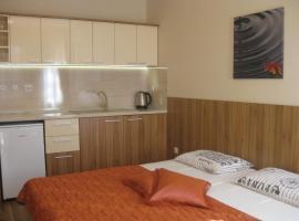 Private Rooms Silvia, Varna City