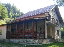 Casa Maia Dambovicioara, Fundata