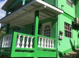Green Haven Apartment, Saint George's