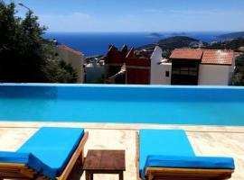 """Imagine Renting this Luxury Villa""–Villa Zeytouna, Kalkan"