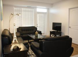 Chic Condo 2BD and 2BR near Shaw Center by Prowess, Saskatoon