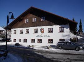 Landhotel Zahn's Weißes Rössle