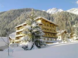 Hotel Garni Ernst Falch, Sankt Anton am Arlberg