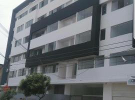 Catalino Miranda, Lima