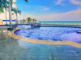 Apartamentos Bocagrande - Vista al Mar, 卡塔赫纳