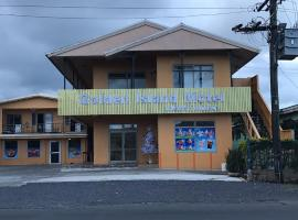 Golden island motel, Apia