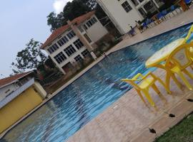 Crown resort hotel, Huye