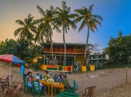 Shahi beach resort, 坦加拉