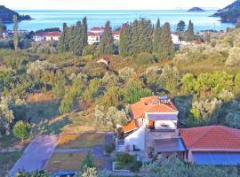 ΚΤΗΜΑ ΚΕΧΡΙΩΤΗ, Panormos Skopelos