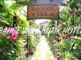 Bahçe Villa, Чирали