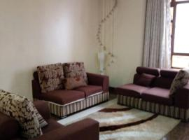 The fully furnished 4 bedroom apartment, Nairobi