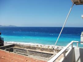 A unique seaside view!!!, Rodi