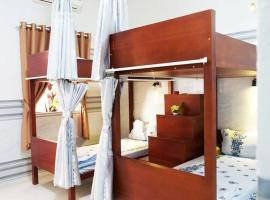 888 hostel, Фантхиет