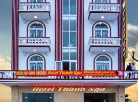 Hotel Thanh Nga, Tuy Hoa