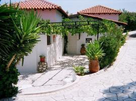 Villa Elpiniki, Troulos